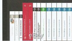 Yt 2018 Catalogue Timbres France & Bloc-feuillet Rois Du Haut Moyen Age Europe